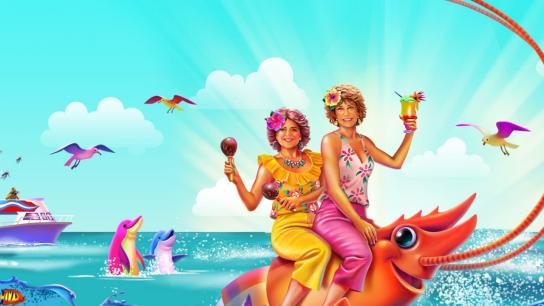 Barb and Star Go to Vista Del Mar (2021) Image