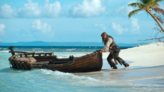 Pirates of the Caribbean: On Stranger Tides (2011) Image