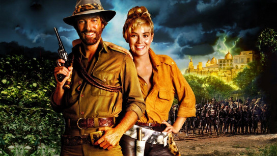 Allan Quatermain and the Lost City of Gold (1986) Image
