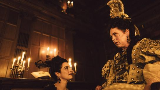 The Favourite (2018) Image