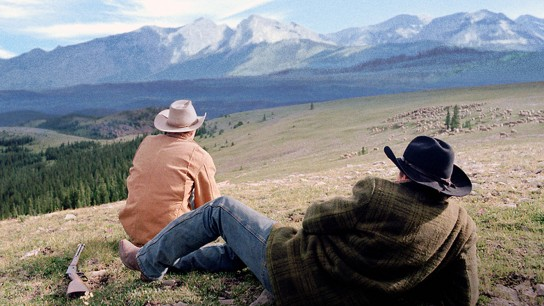 Brokeback Mountain (2005) Image
