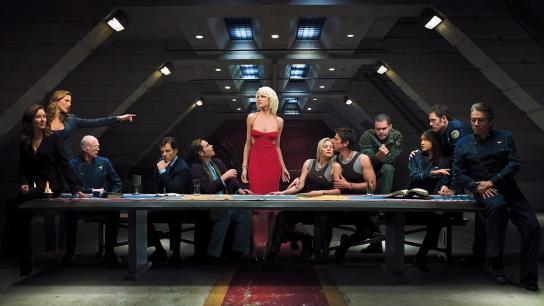 Battlestar Galactica: The Plan (2009) Image