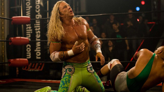 The Wrestler (2008) Image