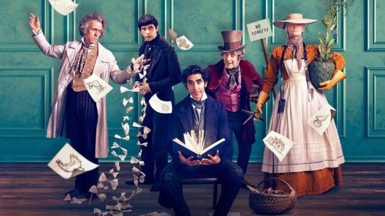 The Personal History of David Copperfield (2019) Image