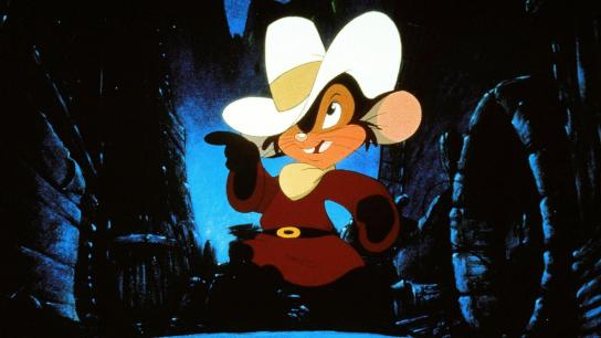 An American Tail: Fievel Goes West (1991) Image