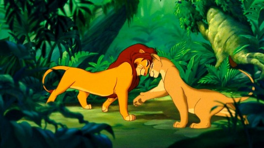 The Lion King 1½ (2004) Image
