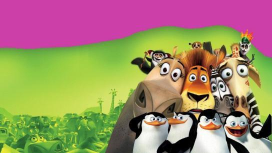 Madly Madagascar (2013) Image