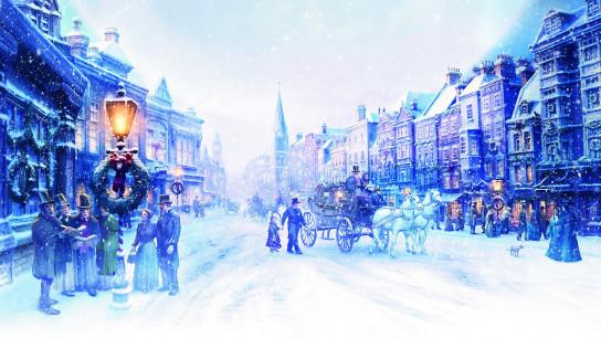 A Christmas Carol (2009) Image