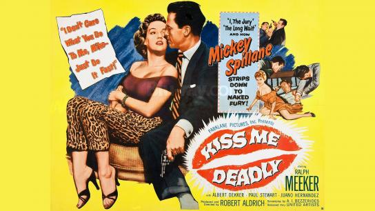 Kiss Me Deadly (1955) Image
