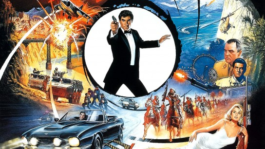The Living Daylights (1987) Image