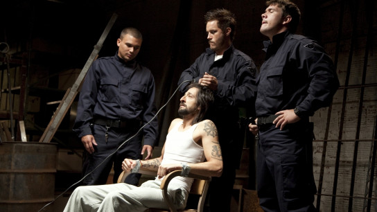 The Experiment (2010) Image