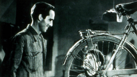 Bicycle Thieves (1949) Image