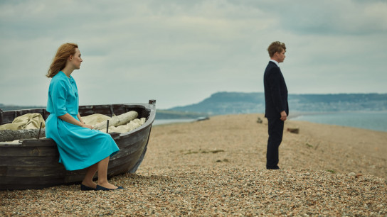 On Chesil Beach (2018) Image