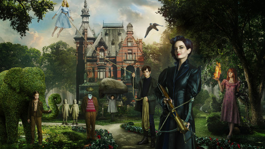 Miss Peregrine's Home for Peculiar Children (2016) Image