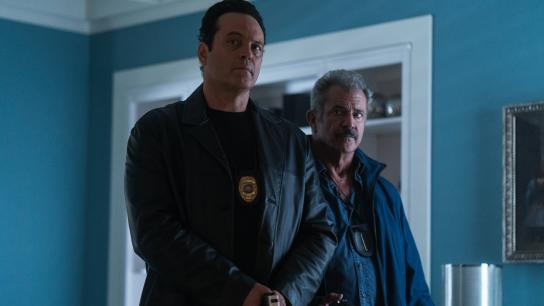 Dragged Across Concrete (2018) Image