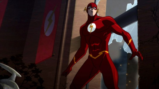 Justice League: The Flashpoint Paradox (2013) Image