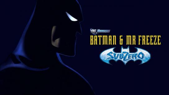 Batman & Mr. Freeze: SubZero (1998) Image