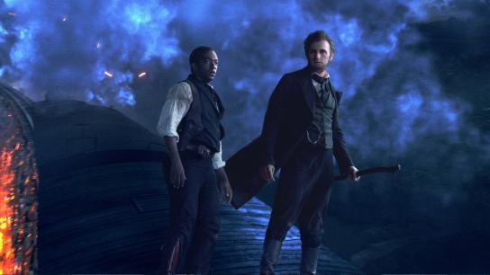 Abraham Lincoln: Vampire Hunter (2012) Image