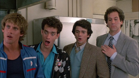Bachelor Party (1984) Image