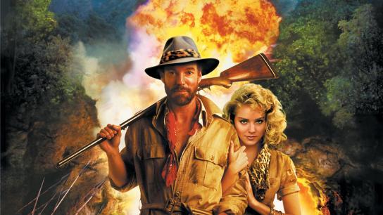 King Solomon's Mines (1985) Image