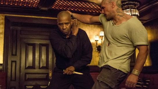 The Equalizer (2014) Image