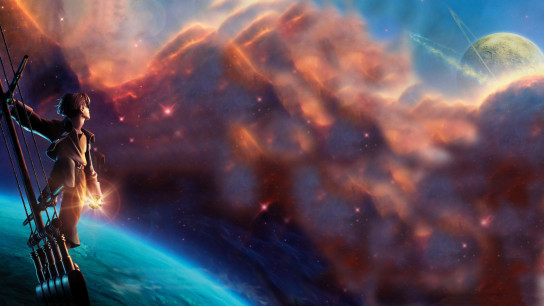 Treasure Planet (2002) Image