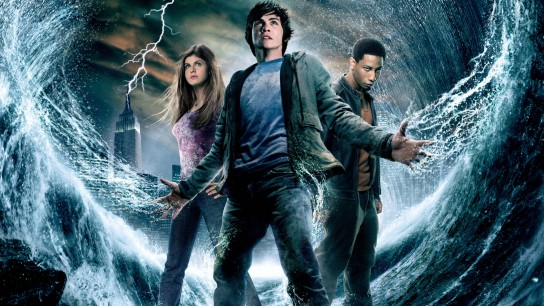 Percy Jackson & the Olympians: The Lightning Thief (2010) Image