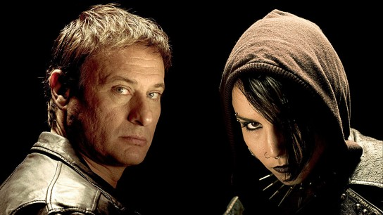 The Girl with the Dragon Tattoo (2009) Image