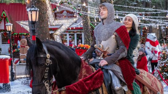 The Knight Before Christmas (2019) Image