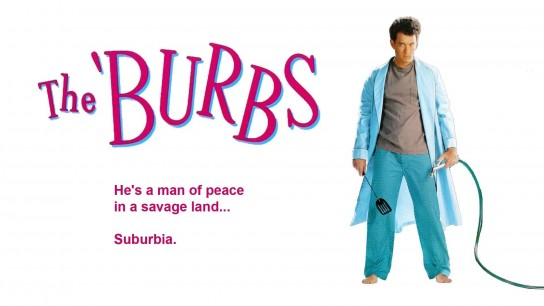 The 'Burbs (1989) Image