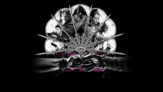 The Man with the Iron Fists (2012) Image