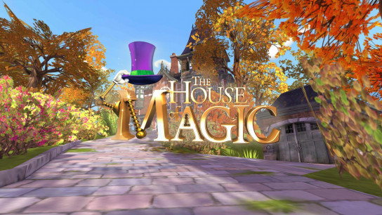 Thunder and the House of Magic (2014) Image