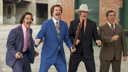 Anchorman: The Legend of Ron Burgundy (2004) Image
