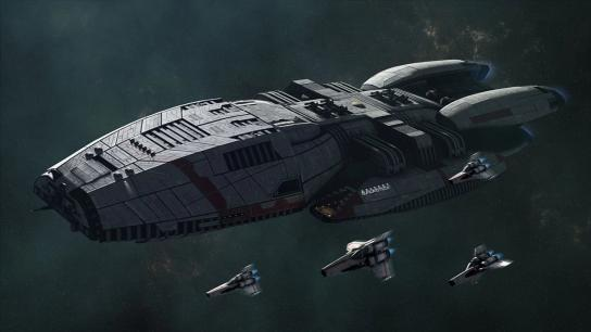 Battlestar Galactica: Razor (2007) Image