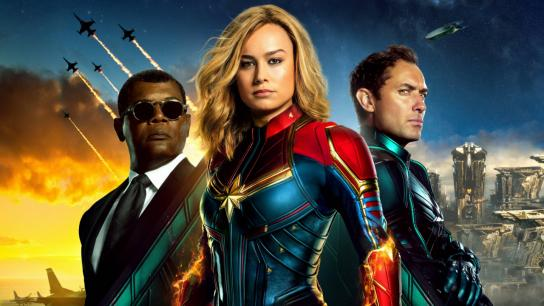 Captain Marvel (2019) Image