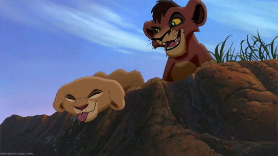 The Lion King 2: Simba's Pride (1998) Image