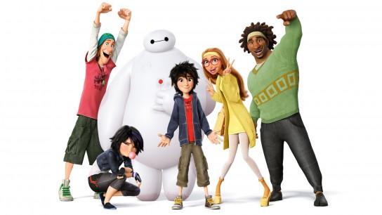 Big Hero 6 (2014) Image
