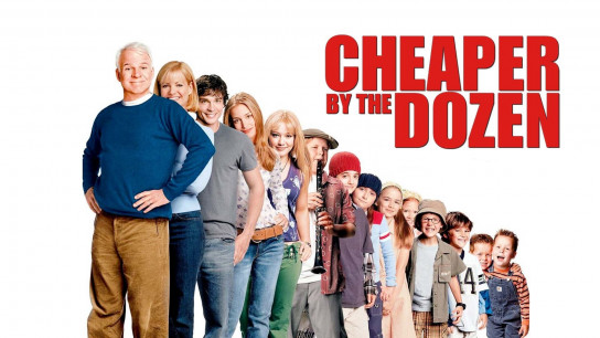 Cheaper by the Dozen (2003) Image