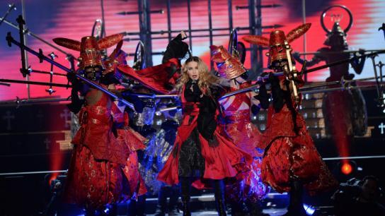 Madonna: Rebel Heart Tour (2016) Image