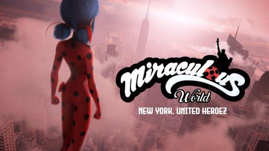 Miraculous World: New York, United HeroeZ (2020) Image
