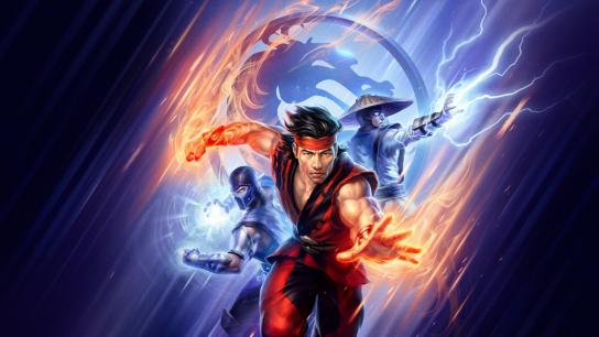 Mortal Kombat Legends: Battle of the Realms (2021) Image