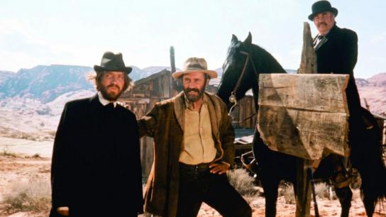 The Ballad of Cable Hogue (1970) Image