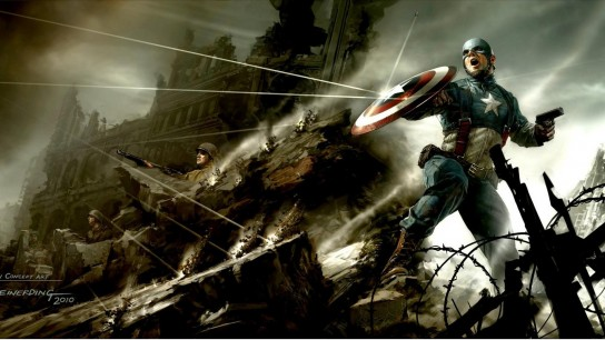 Captain America: The First Avenger (2011) Image