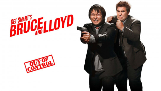Get Smart's Bruce and Lloyd Out of Control (2008) Image
