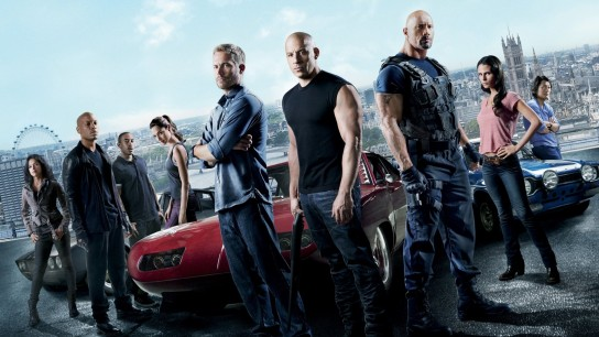 Fast & Furious 6 (2013) Image