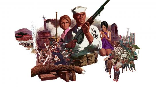 The Sand Pebbles (1966) Image