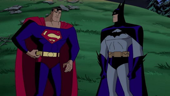 The Batman Superman Movie: World's Finest (1998) Image