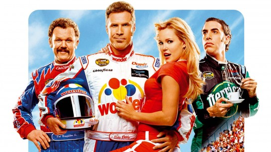 Talladega Nights: The Ballad of Ricky Bobby (2006) Image