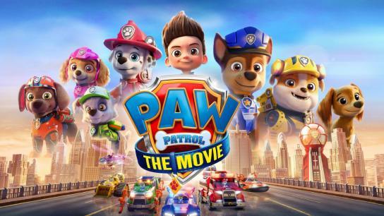 PAW Patrol: The Movie (2021) Image