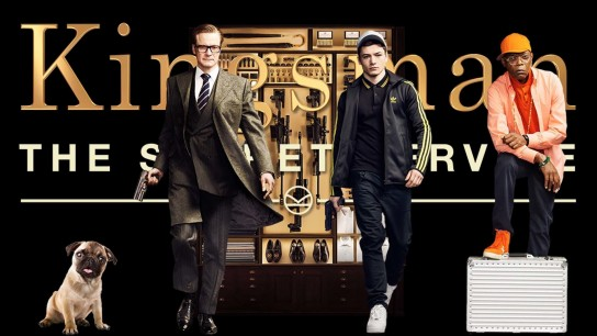 Kingsman: The Secret Service (2015) Image